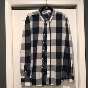 American Rag Men's Banarama Regular Fit Shirt